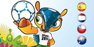 Mundial Brasil 2014: Grupo B