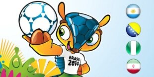 Mundial Brasil 2014: Grupo F