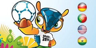 Mundial Brasil 2014: Grupo G
