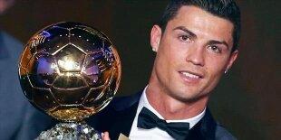 ¡No creo en el Balón de Oro pero... Felicidades CR7!