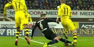 Nueva lesión de Marco Reus