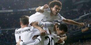 Resultados Copa del Rey 2013-14: ida de semifinales