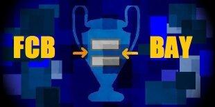 Semifinales de Champions 2015: Barcelona - Bayern Munich