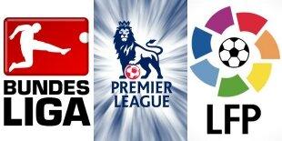 Top-10 de las ligas más potentes