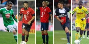 Top-5 centrales liga francesa 2013-2014