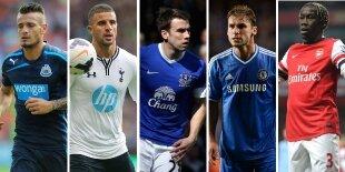 Top-5 laterales derechos Premier League (Primera vuelta)
