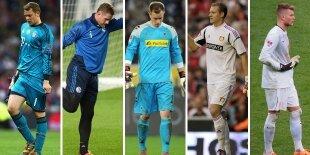 Top-5 porteros Bundesliga 2013-2014