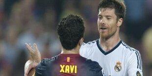 Xavi vs Xabi: contribución al juego ofensivo