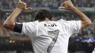 Yo vi jugar a Raúl