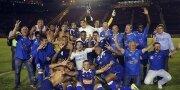 Cruzeiro campeón de Brasil