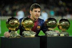 Los '10' años de leyenda de Messi - imagen 4