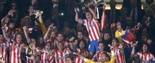 El Atlético de Madrid conquista su décima Copa del Rey