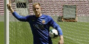 Ter Stegen, nuevo portero del Barcelona
