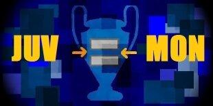 Juventus - Monaco : Cuartos de Champions