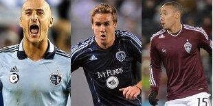 Mejores defensores de la MLS 2013