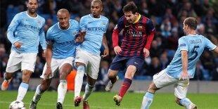 Messi, objeto de deseo del Manchester City