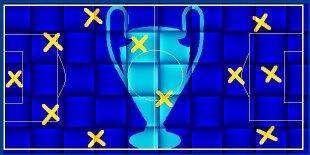 Once ideal de la Champions League 2014-2015